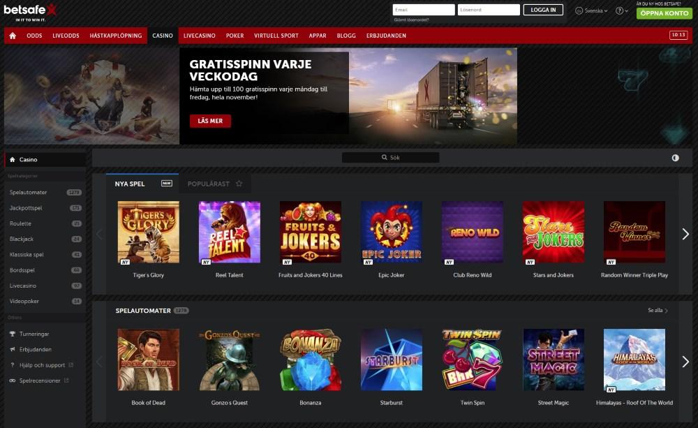 Betsafe poker casino Deutschen