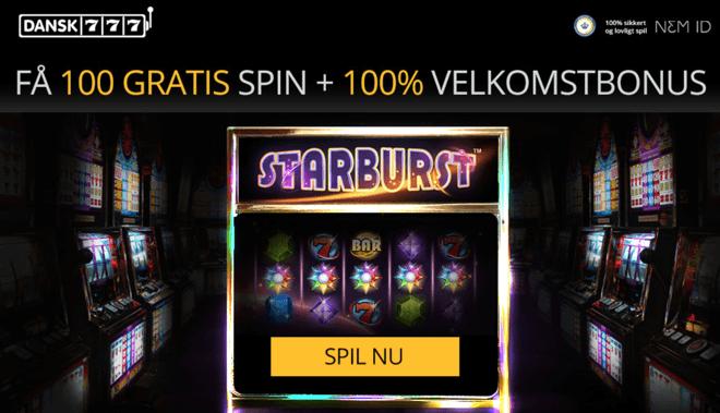 Bonus 100 casino 777 Trägerin