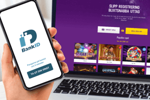Casino bankid snabba uttag OVO Großschwanz
