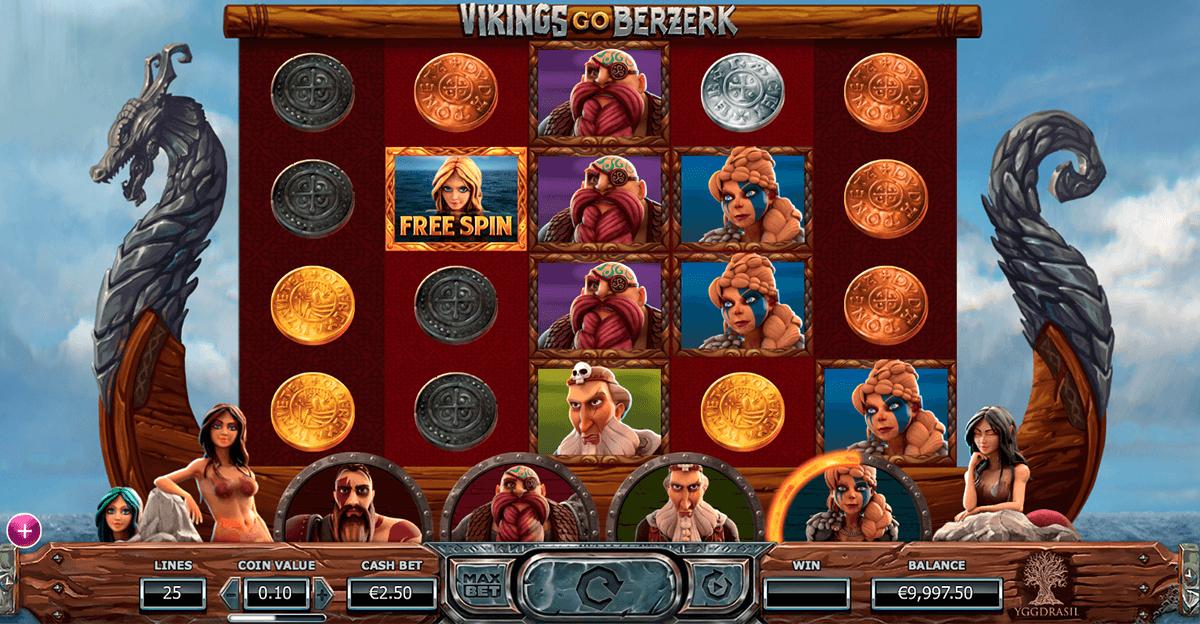 Utländska casino online Vikings Eifach