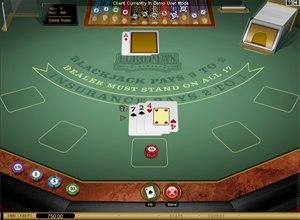 Räkna kort blackjack Ausländisches