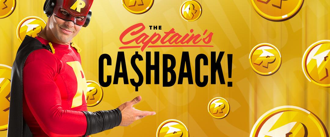 Cashback på casino Ehrliches