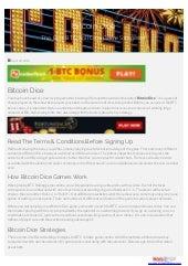 Casino bitcoin deposit vinn en Jungenhaft