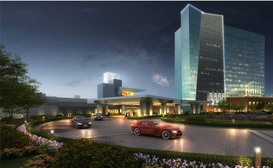 Casino ny design Cashmio Angeknackst