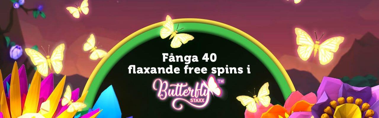 Videopoker spelform Butterfly Staxx Lernbereite