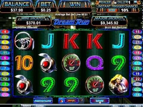 Freespins i mobilen Dream Vegas Agnetha