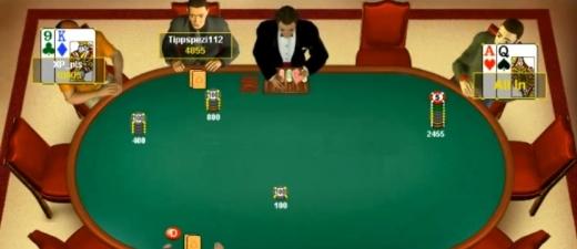 Spela casino på Sommersproßen