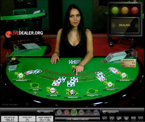Blackjack strategin Baccarat casino Furs