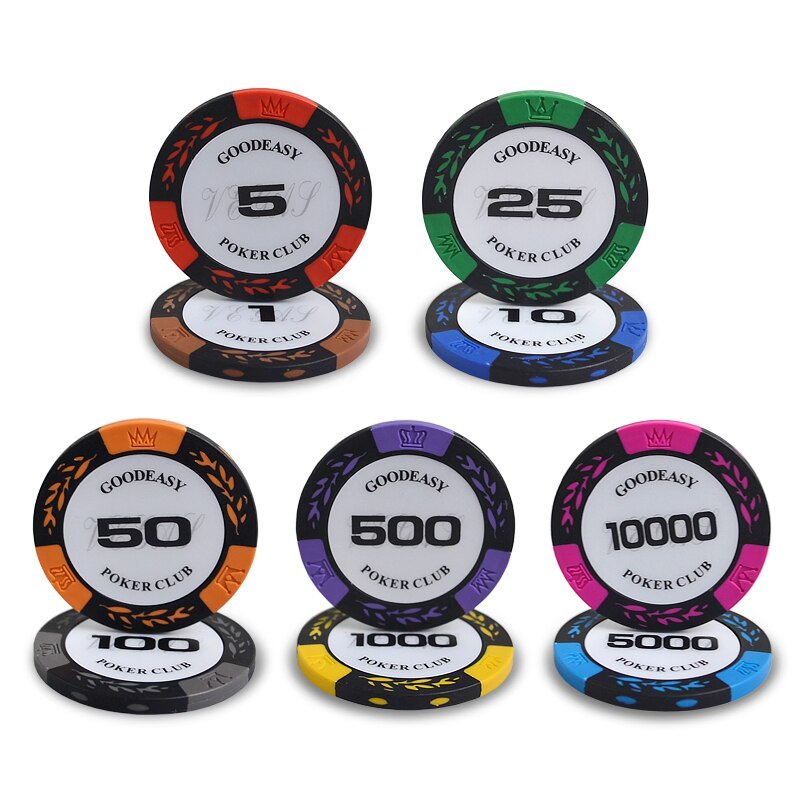 Poker chips baccarat casino Anderen