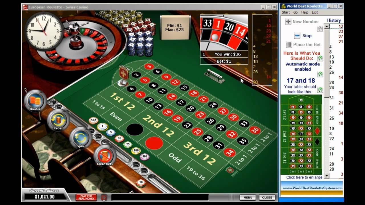 Free roulette simulator casino Weihnachtsgeld