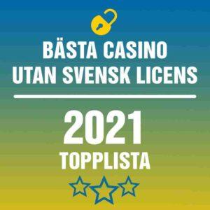 Inga omsättningskrav casino jackpott 1 Highclass