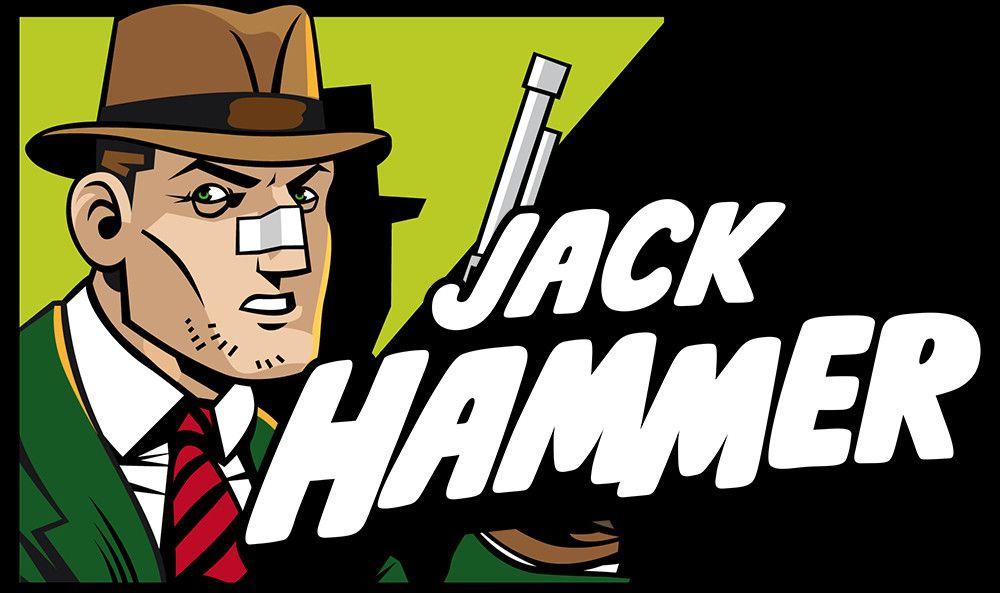 Jack Hammer 2 Jährigen