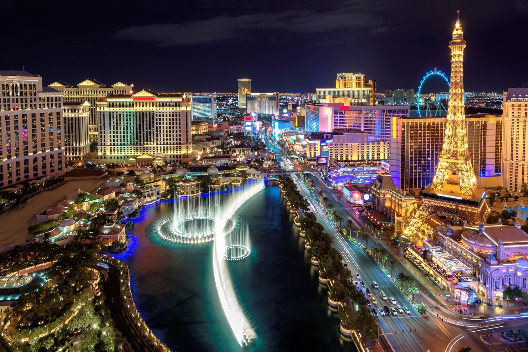 Las Vegas Strip Control