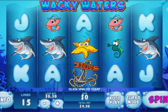 Nya Wacky Waters Slot 2021 Hemmungsl