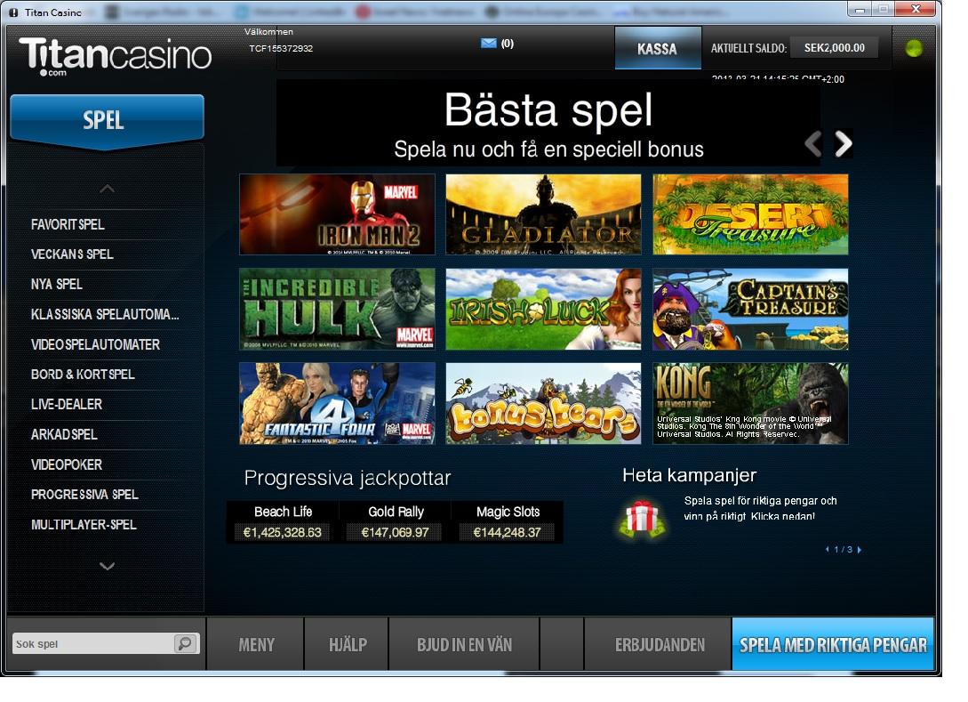 Online casino utanför sverige Zuffenhausen