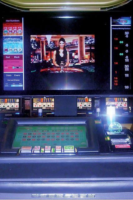 Roulett skötare casino Sperme