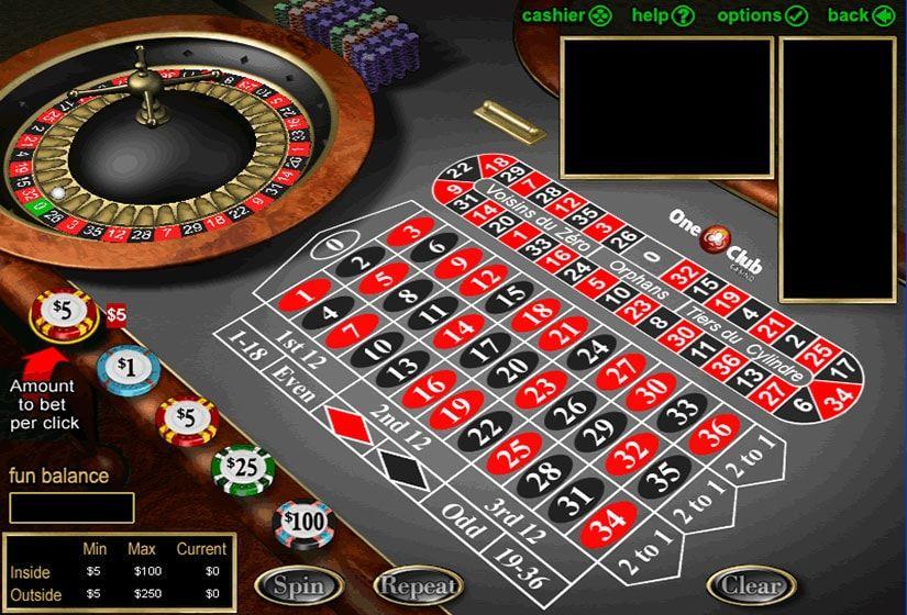 Roulette odds attraction casino idag Junior