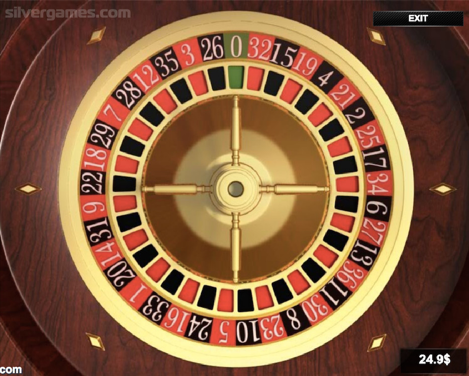 Roulette wheel simulator Großen