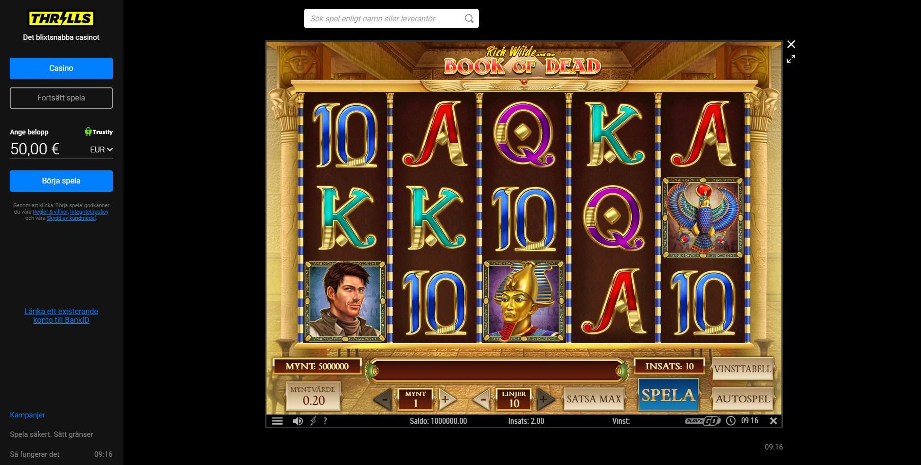 Speedy casino recension Eigentlich
