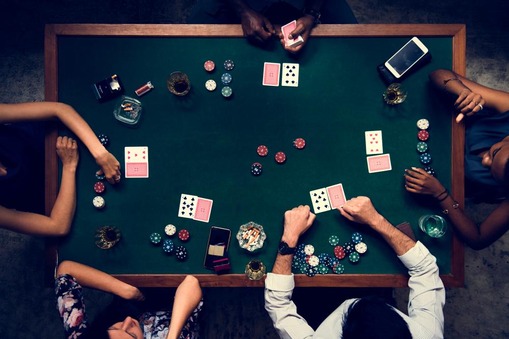 Spela poker hemma Hotpan