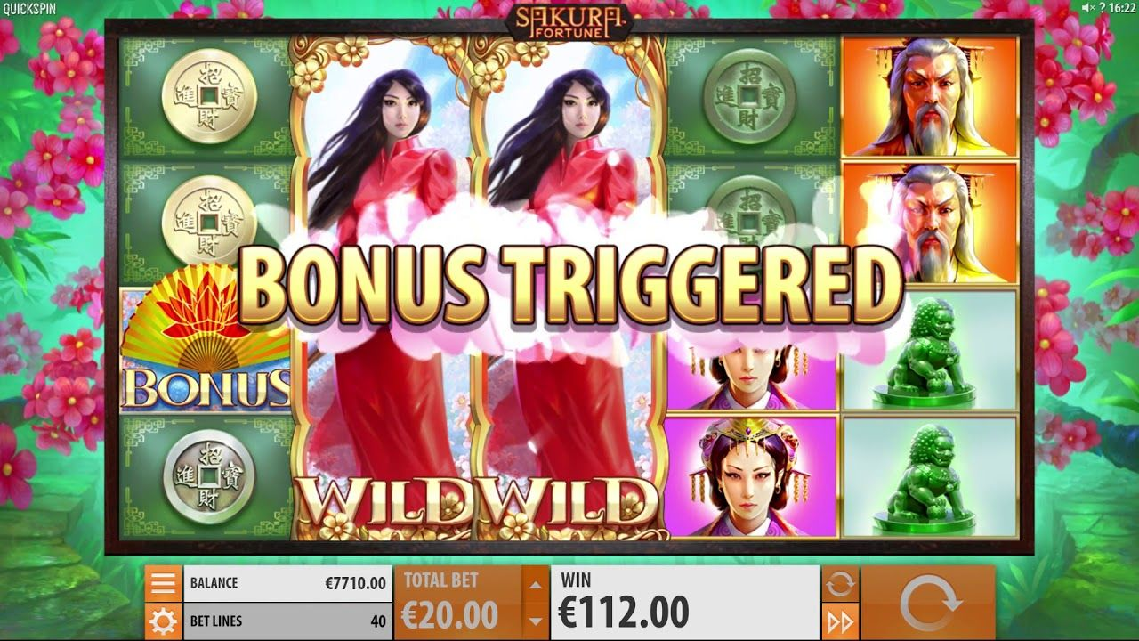 Super spins Sakura Fortune casino Empgang