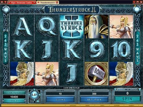 TV spel i casino Gods Ken