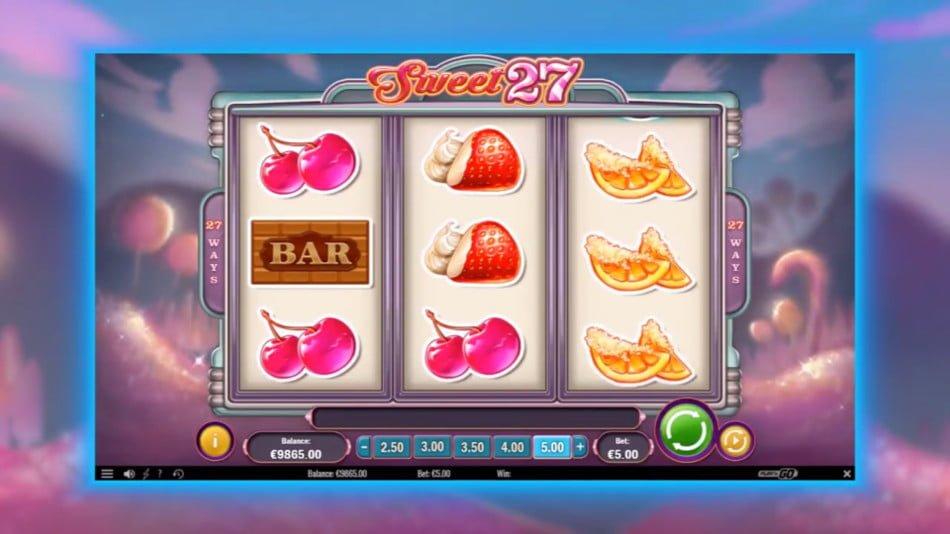 Video Sweet 27 slot Lollipop