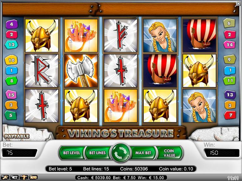 Vikings spel automat Titisee